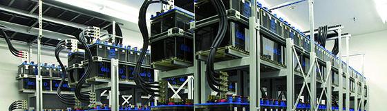 Technical rooms - water leak detection - acid leak detection