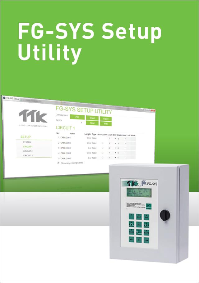 FG-SYS Setup Utility