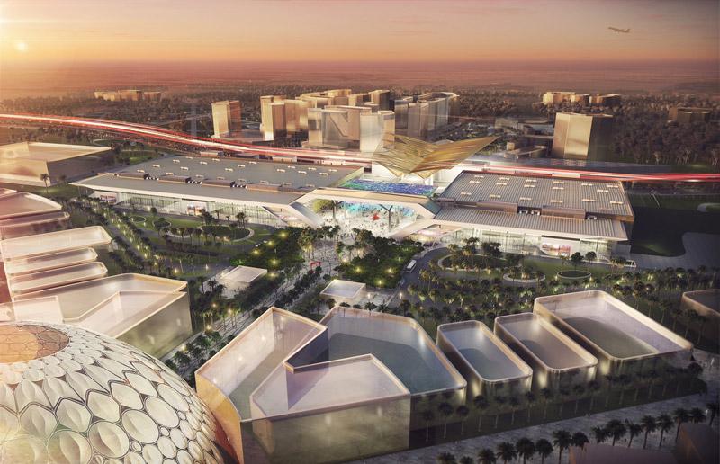 TTK Project Case Study: TTK at Dubai Exhibition Centre